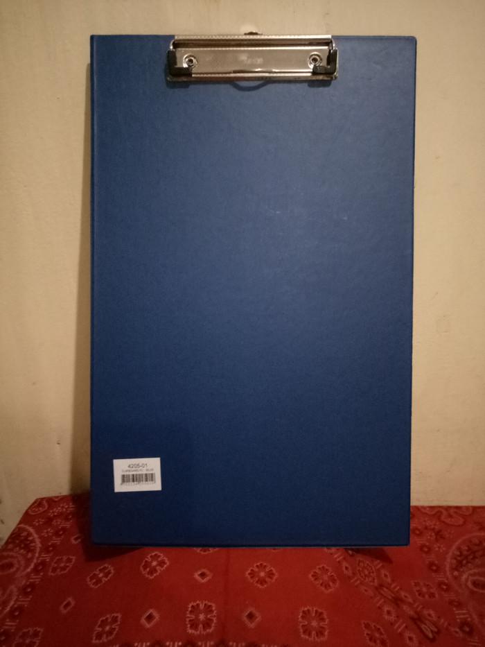 Jual Clipboard Papan Jalan Bantex 4205 F4 Folio - Kota