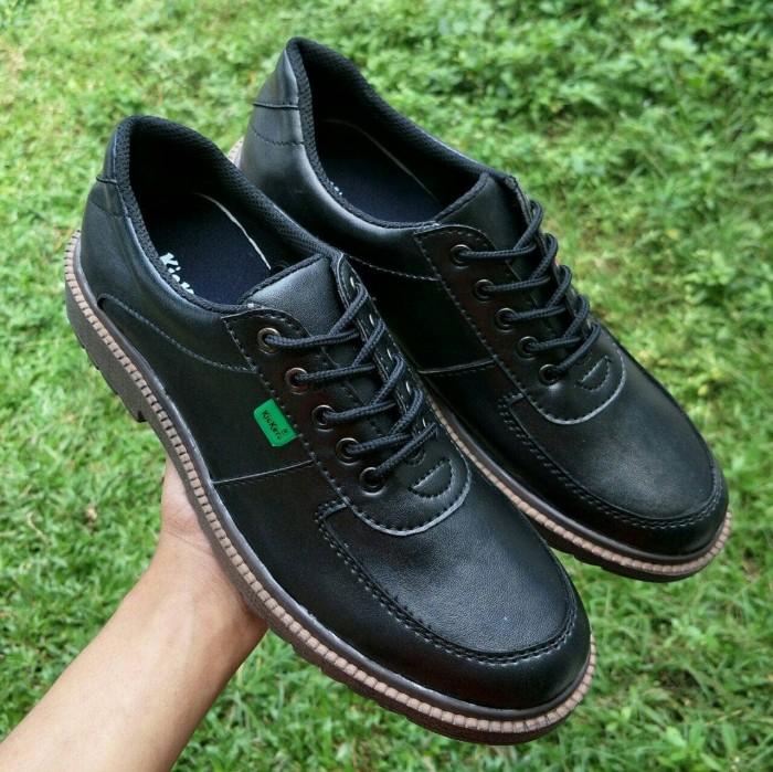 Sepatu Boots Casual Pria Kulit Premium Kickers Grade Original ... 8762c2979b