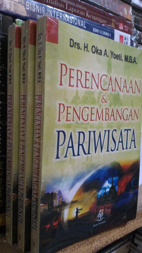 harga Buku perencanaan & pengembangan pariwisata Tokopedia.com