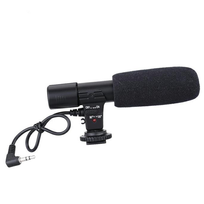 harga Sidande shotgun microphone - mic-01 Tokopedia.com
