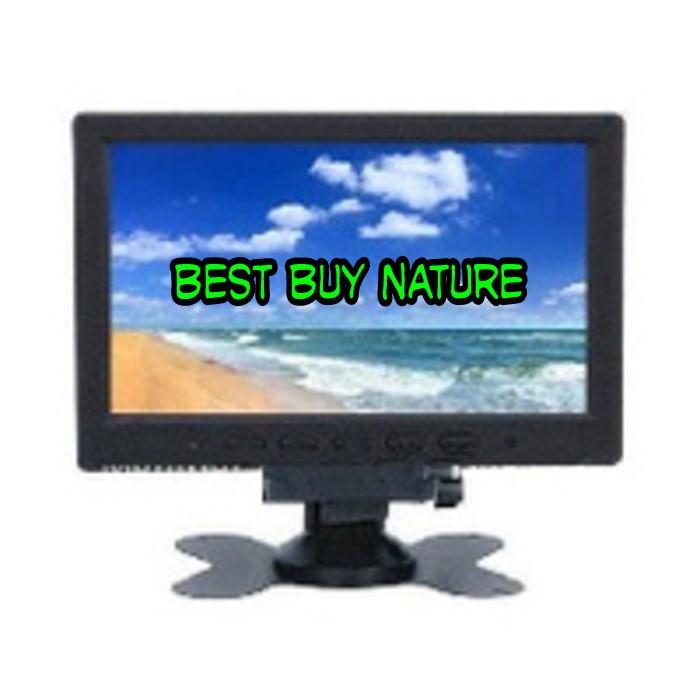 harga Mini led / lcd monitor 7 inch ( hdmi + vga + bnc + rca input ) Tokopedia.com