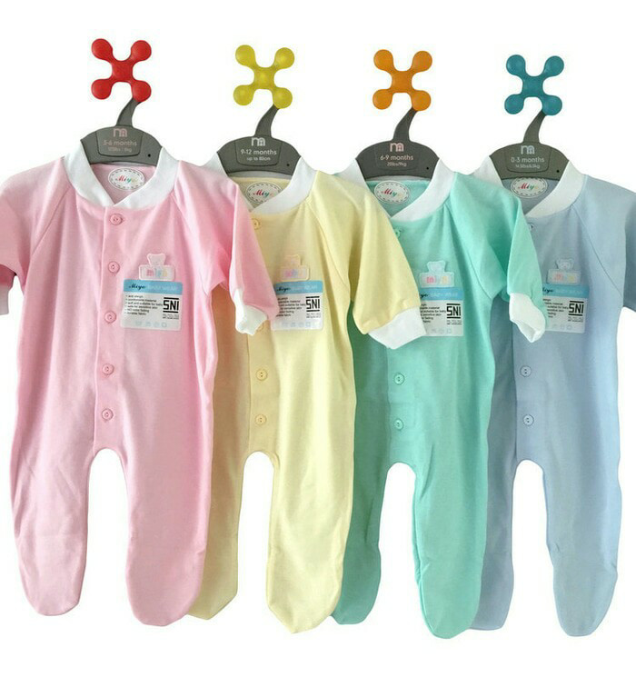harga Jumper/ baju bayi/jumper miyo/jumper tutupkaki/new bornbaby/sleepsuit Tokopedia.com