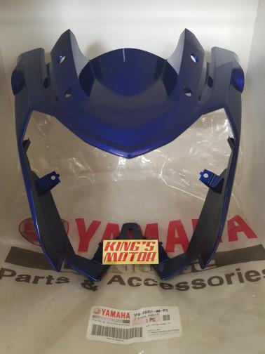 harga Body cowling, batok lampu depan vixion new asli biru yamaha Tokopedia.com