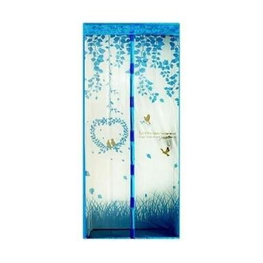 harga Tirai magnet love bird biru Tokopedia.com