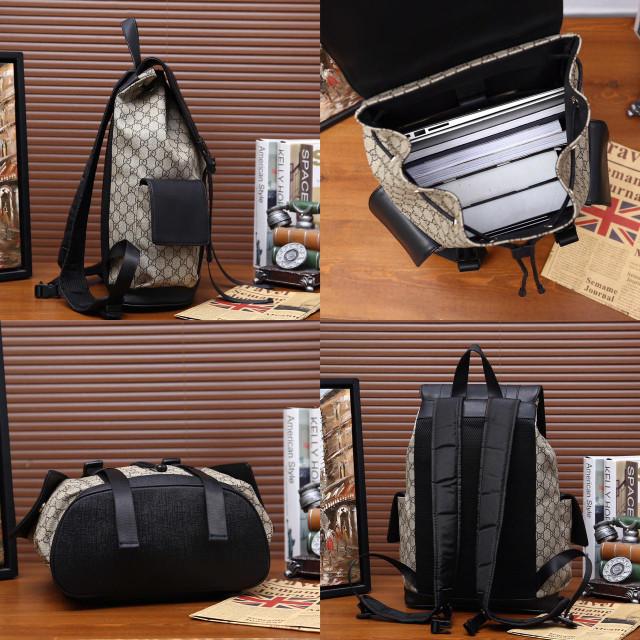 34ae3be313f1 Jual Gucci GG Soft Backpack 450958 - JLO SHOP | Tokopedia