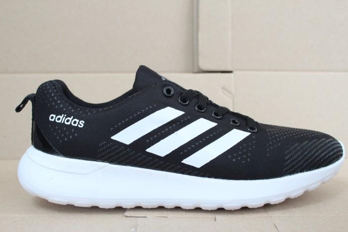 db986c30 Sepatu Sneakers Adidas Cluadfoam Lis Putih Grade Ori Sepatu Skate Pria