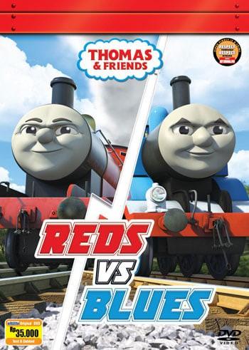 harga Dvd original thomas & friends : red vs blue Tokopedia.com