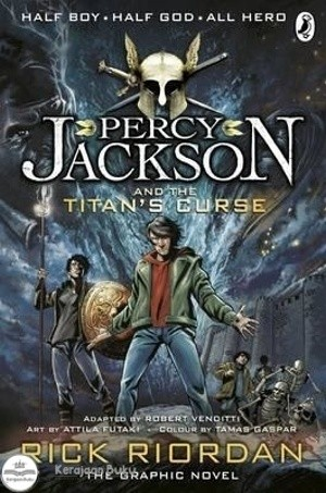 Info Novel Percy Jackson 3 Hargano.com