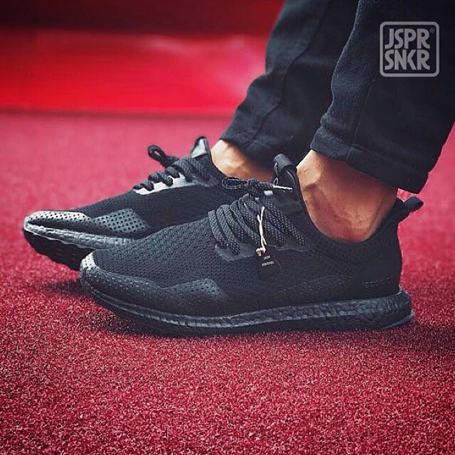172bda89e Jual Haven x Adidas Ultra Boost - Triple Black - Jasper Sneakerz ...