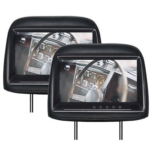 harga Avt hm-9088 headrest monitor 9 inch avh hm9088 hm 9088 monitor bantal Tokopedia.com