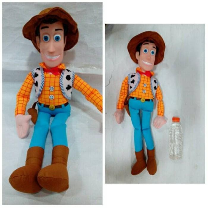 harga Boneka sheriff woody dari film toy story atau mainan koboi pixar mirip Tokopedia.com