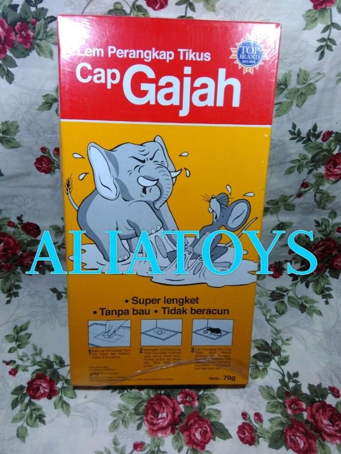 harga Lem papan perangkap tikus /rat trap glue cap gajah Tokopedia.com
