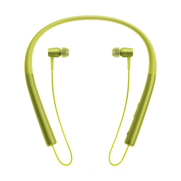 sony mdr-ex750bt hires bluetooth headset yellow