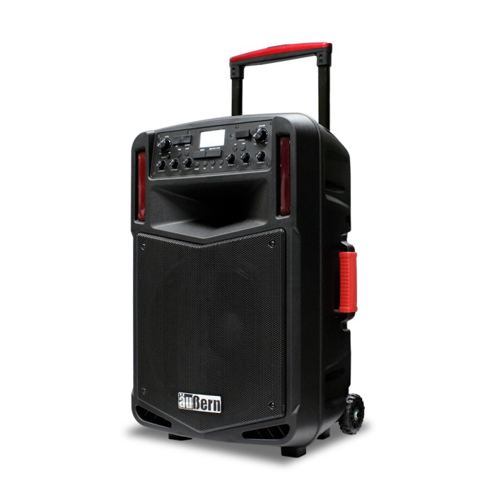 harga Aubern speaker sound system portable audio pa system be-15cx Tokopedia.com