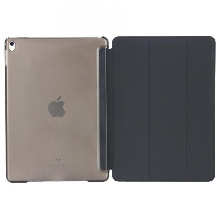 harga Ultra thin tri fold leather hard case for ipad pro 9.7 inch Tokopedia.com