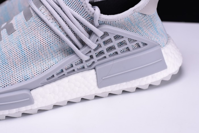 new product a9395 11113 Jual NMD Human Race Trail TR clear grey