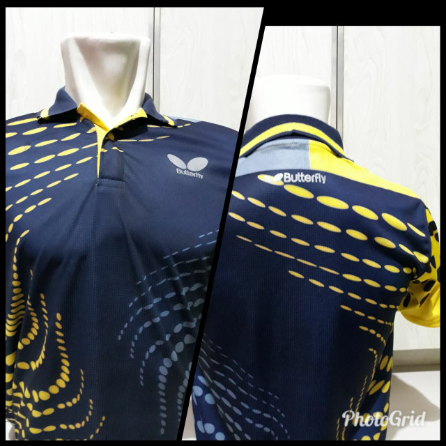harga Kaos Tenis Meja / Ping Pong Butterfly Preorder Tokopedia.com