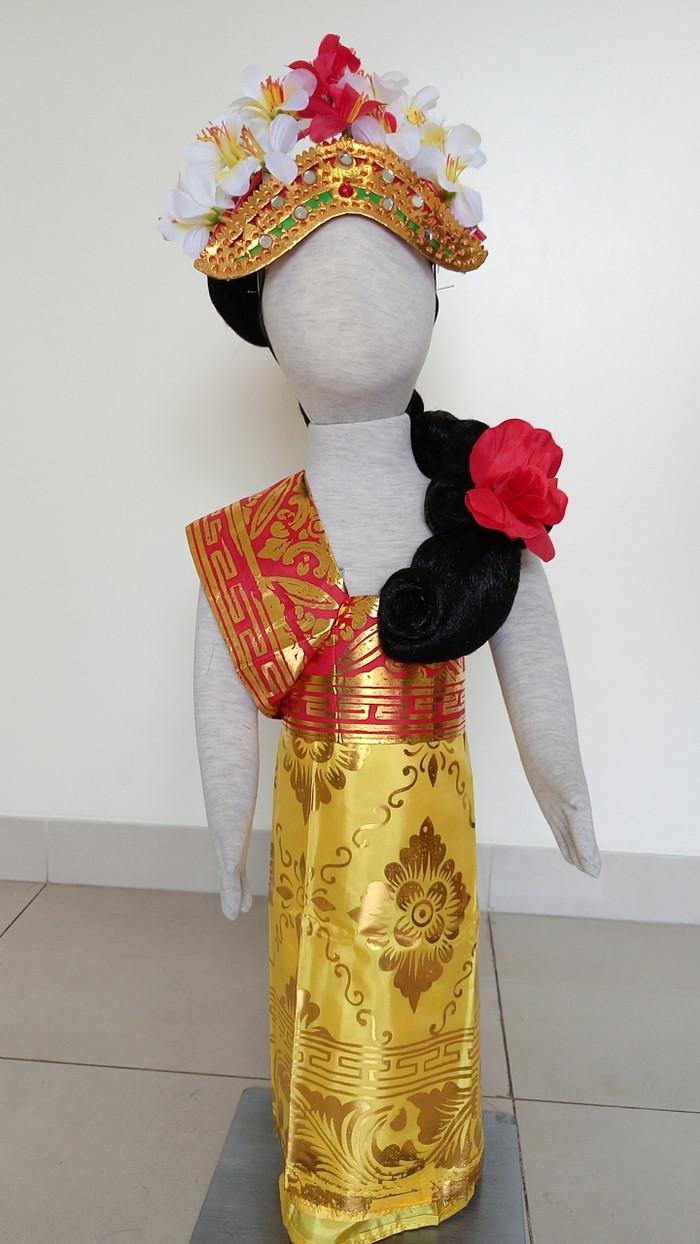 Jual Baju Adat Bali Anak Kota Tangerang Putri Make Up