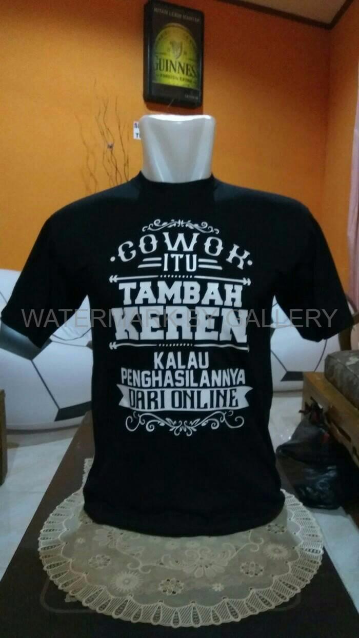 Jual KAOS KOMUNITAS INTERNET MARKETER Kota Bandung GALERI KITA 85