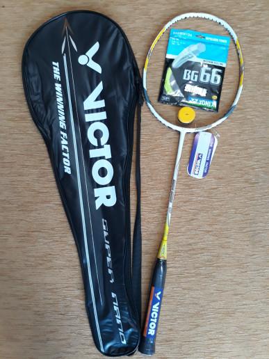 harga Raket badminton victor brave sword lyd Tokopedia.com