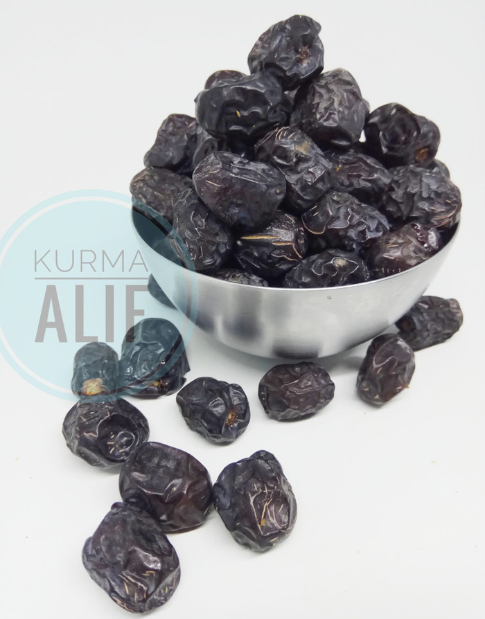 Kurma Ajwa 1 kg Kurma Nabi asli Madinah