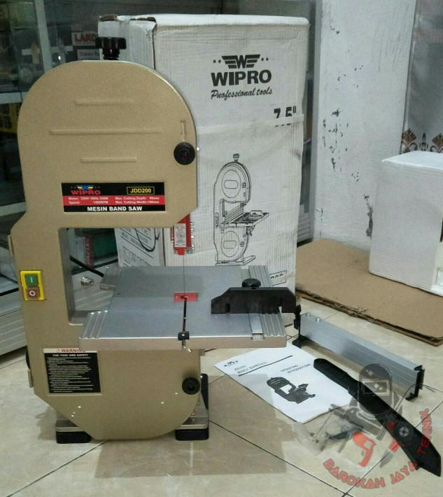 harga Mesin band saw  75inch  with lamp wipro jdd200 Tokopedia.com