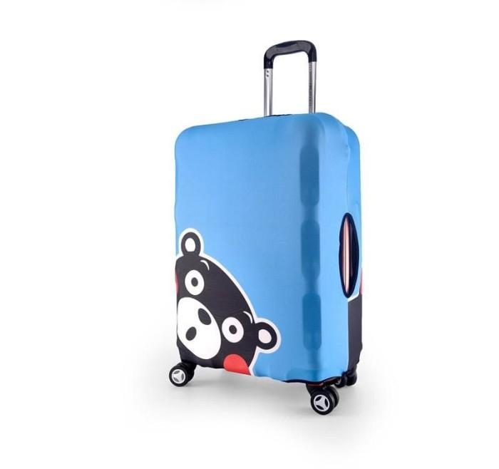 harga Bear Elastic Luggage Cover/ Sarung Koper Elastis 30