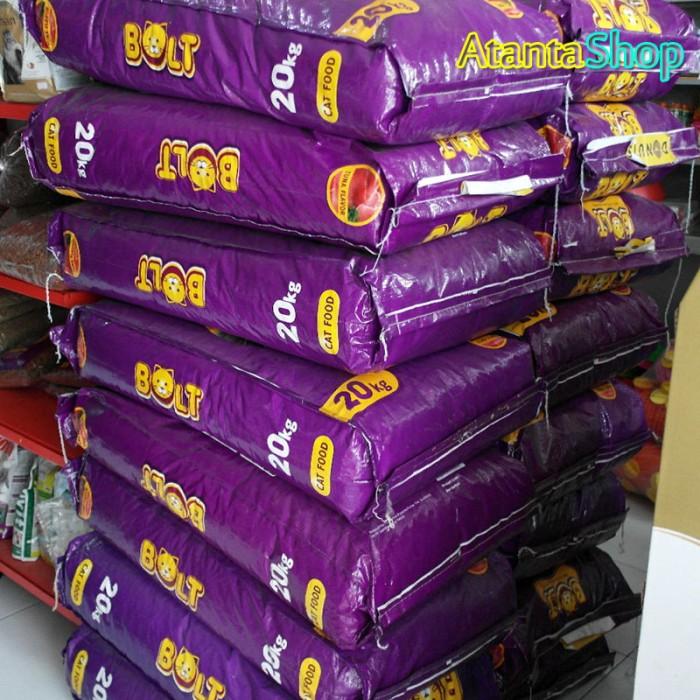 Foto Produk Bolt - 20kg Cat Food Makanan Kucing dari atanta Shop