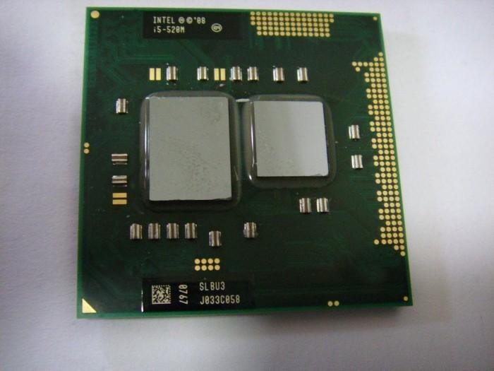 Jual Processor Laptop Intel Core I5 520m Utk Upgrade Dual Core I3