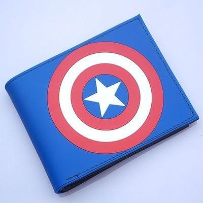 Foto Produk Dompet 2 lipat avengers captain america dari Wildcard