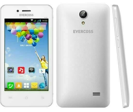 harga Evercoss a54b 4  inch/3g/android/garansi resmi Tokopedia.com