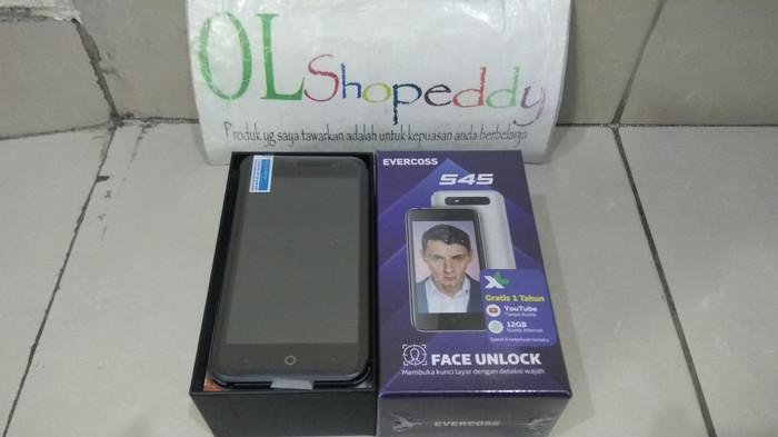 harga Hp evercoss s45 4g android nougat 7.0 garansi resmi (ram 1gb+rom 8gb) Tokopedia.com