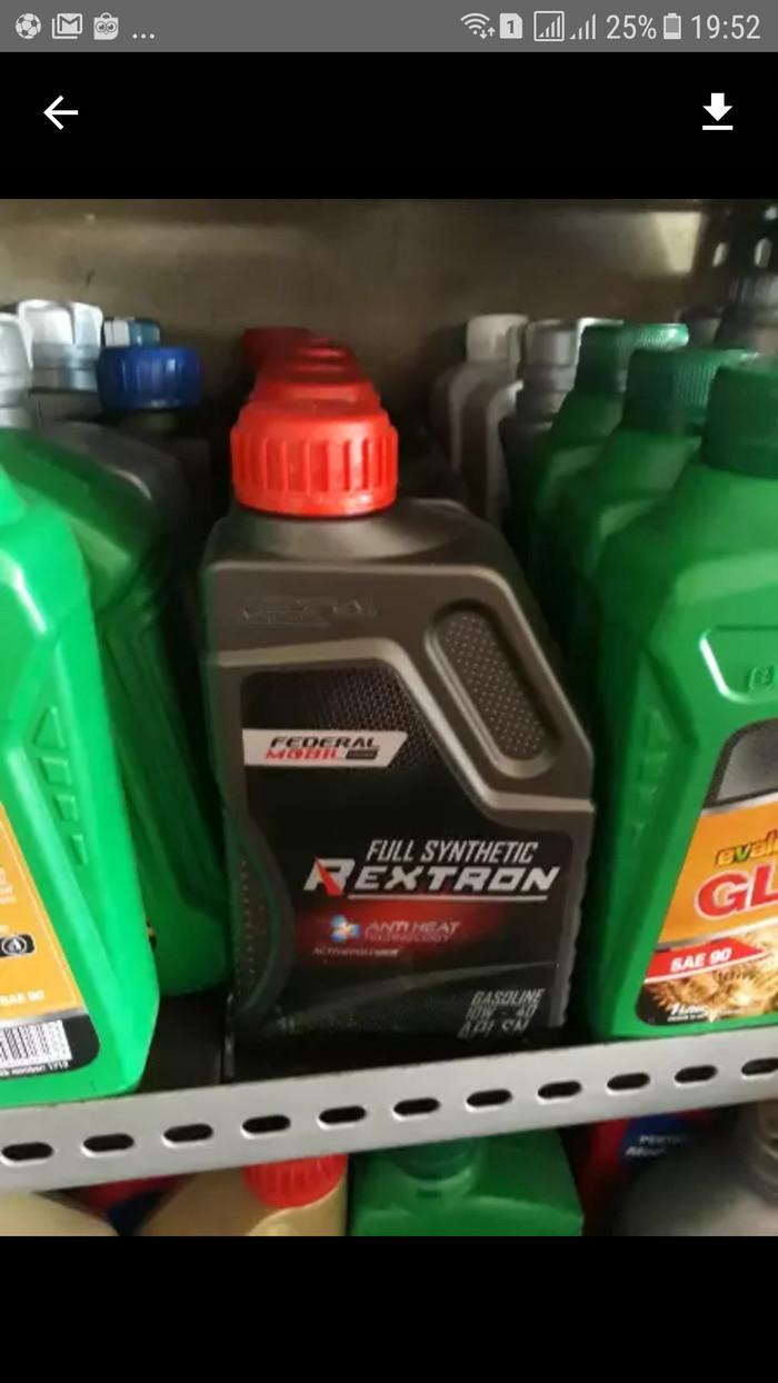 Oli Mesin Federal Racing 10 W 40 4t 1 Liter Daftar Harga Pikoli Gaenwa Synthetic Blend 10w40 800ml Mobil 10w 1liter