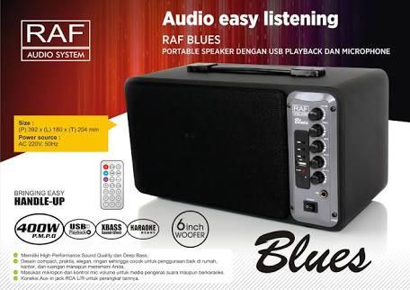 harga Speaker aktif roadmaster raf blues Tokopedia.com