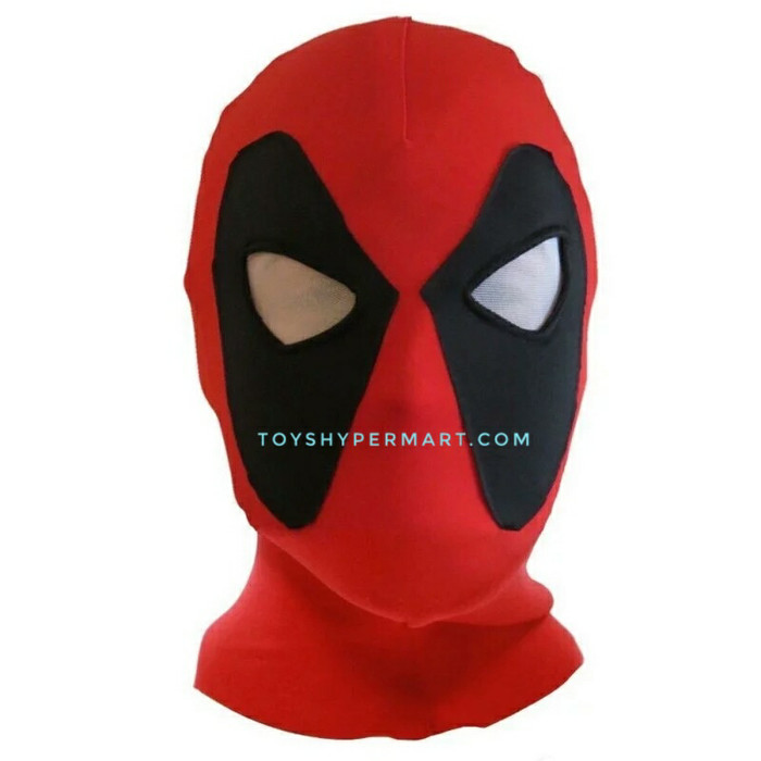 harga Marvel deadpool mask costume kostum topeng kain cosplay superhero Tokopedia.com