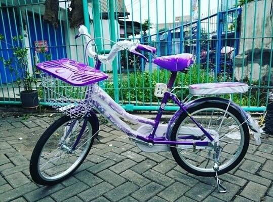 Jual Sepeda Mini Phoenix 20 Cek Harga Di Pricearea Com