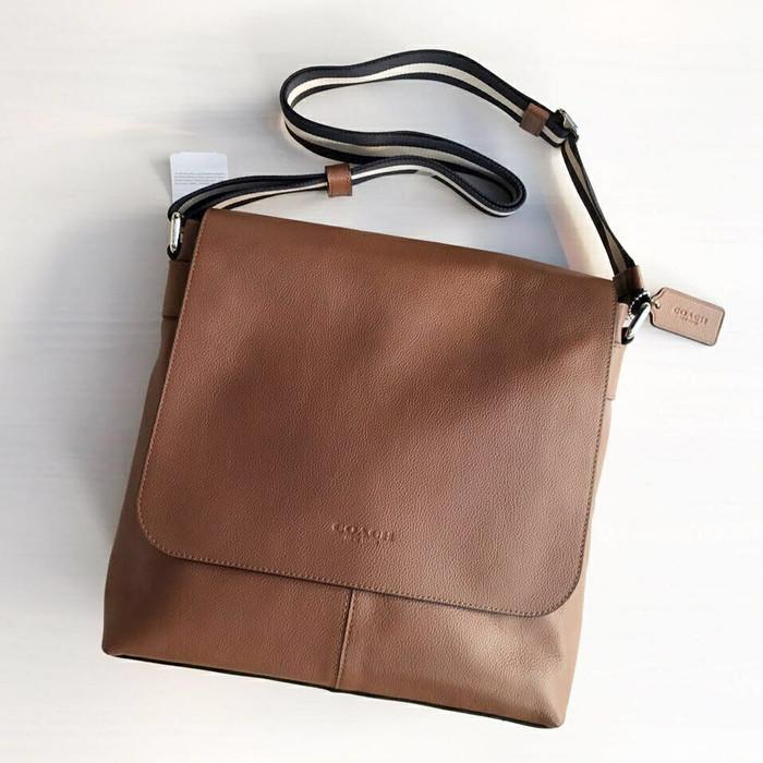 promo code for coach charles sling bag saddle leather . tas coach original  1ea7e 05516 a8e2f88153