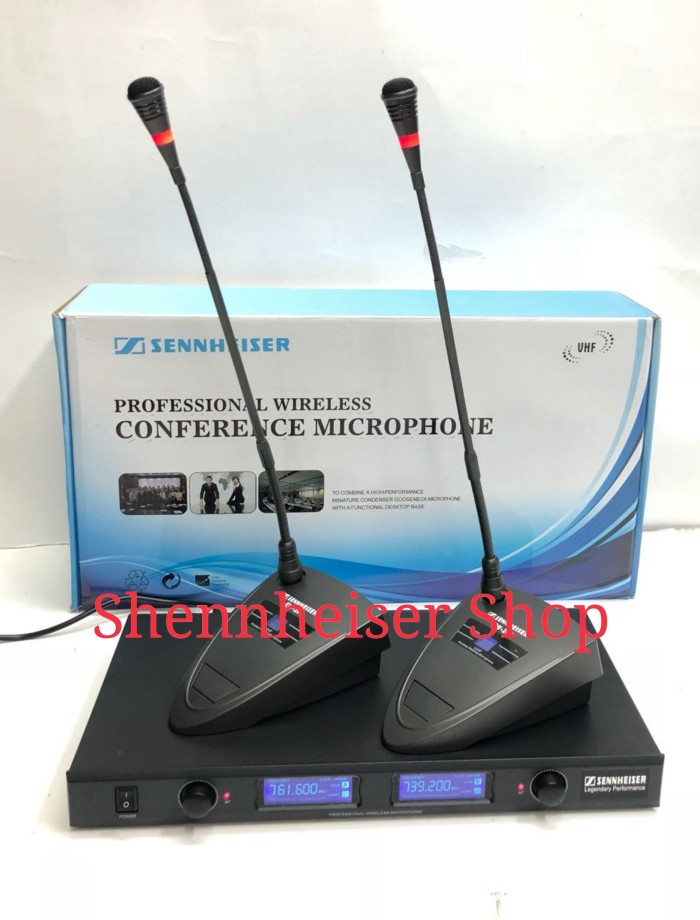 harga Mic wireless conference sennheiser ew 200 new edition Tokopedia.com