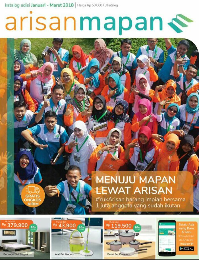 Foto Produk Menerima pendaftaran ketua arisan MAPAN - free dari MUUA shop