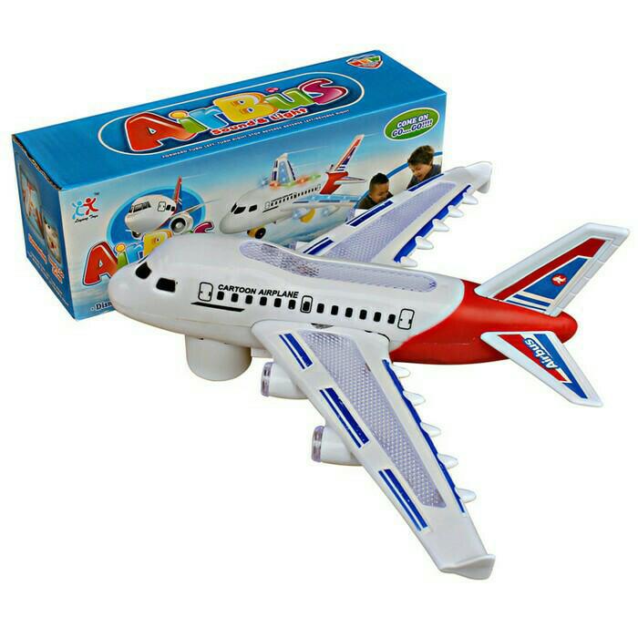 Foto Produk MAINAN ANAK PESAWAT AIRBUS dari nambeng toys