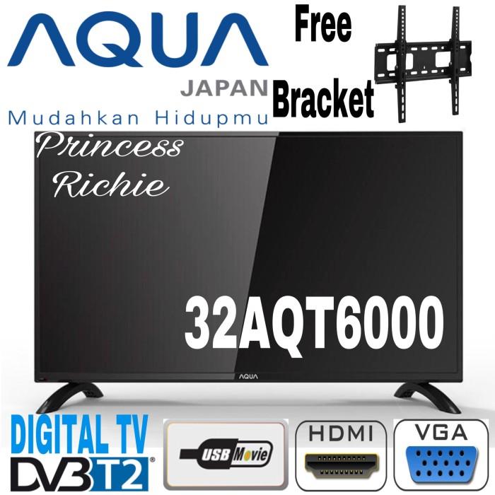 harga Led aqua 32aqt6000 digital tv-usb movie-vga-hdmi Tokopedia.com