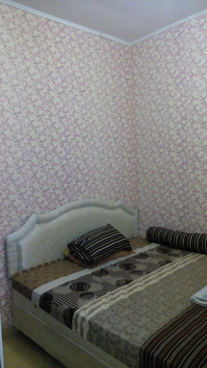 Jual Wallpaper Dinding Kamar Lebar 105 Motif Sakura Magenta Ruang Dapur Jakarta Selatan Samju Gallery Jogja