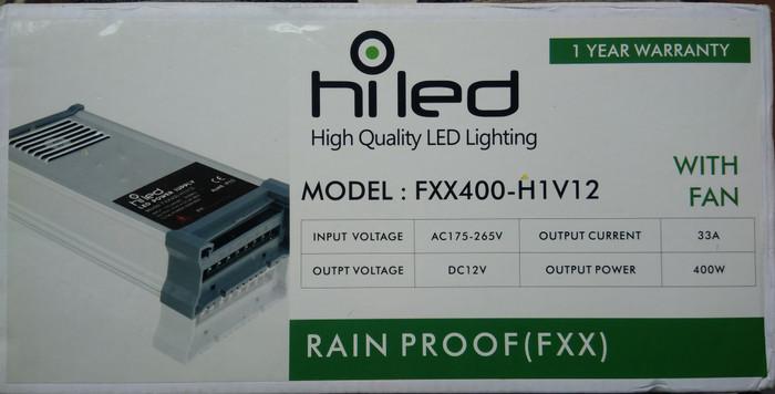 harga Hiled power supply 12v dc 33a rainproof Tokopedia.com