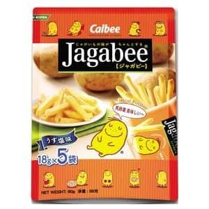 harga (ready) calbee jagabee potato big pack original flavour japan Tokopedia.com