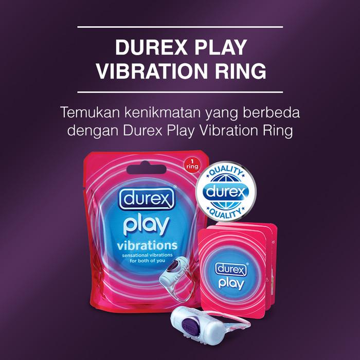 DUREX PLAY VIBRATIONS Penambah Sensasi