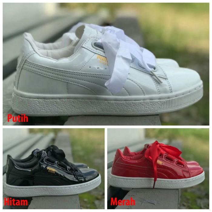 ... harga Sepatu puma wanita model tali pita kualitas import vietnam  Tokopedia.com 61e38fc076