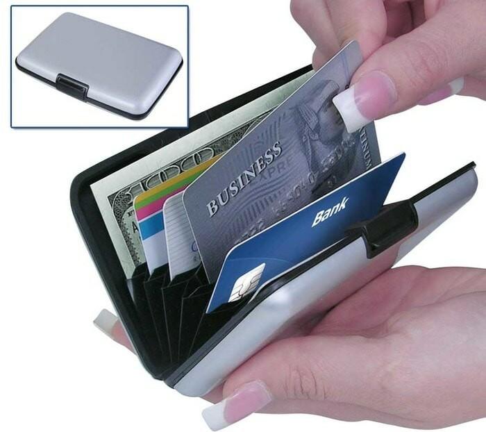 Jual Dompet Kartu ATM Kartu Kredit KTP Sim dll AMAN Anti Hack Murah -  Jakarta Timur - flick20 | Tokopedia