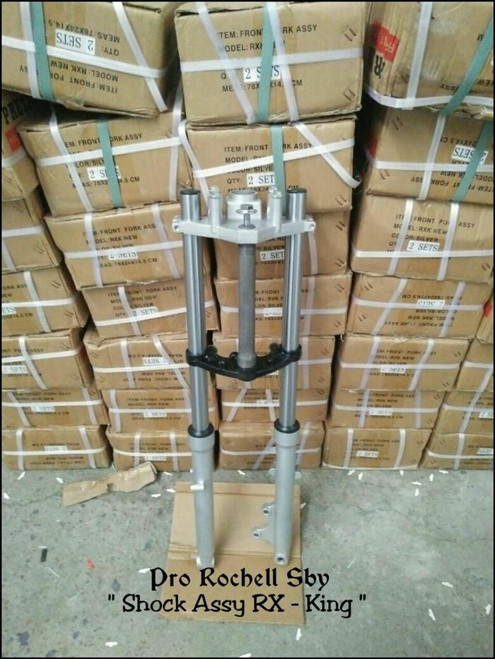 harga Shock Standart Assy Motor Rx King Tokopedia.com
