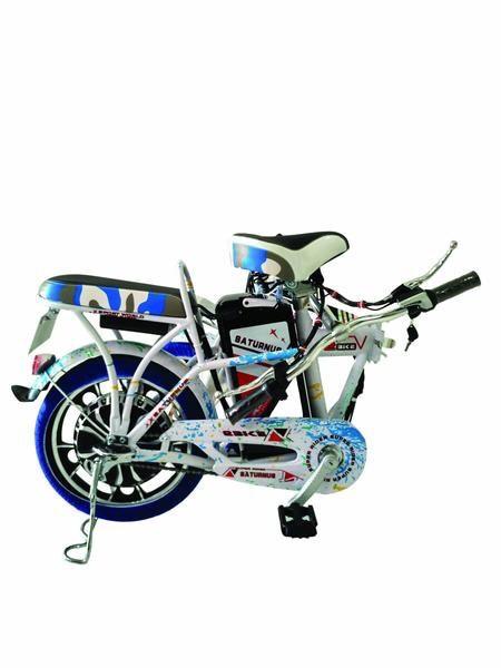 harga Sepeda listrik lipat merk saturnus Tokopedia.com
