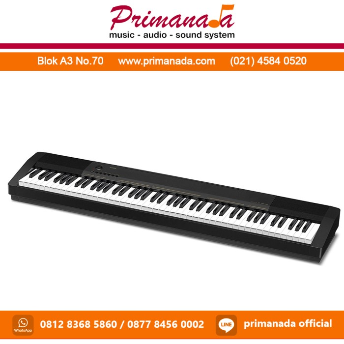Info Digital Piano Casio Cdp Hargano.com